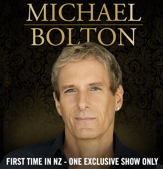 Michael Bolton Live in New Zealand - Auckland May 2015